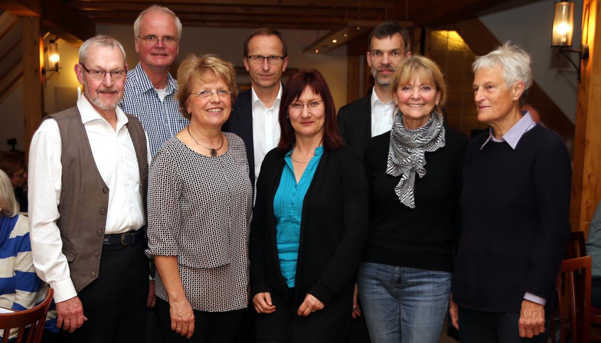 Gutowski, Karin Henning, Dagmar Christl.
